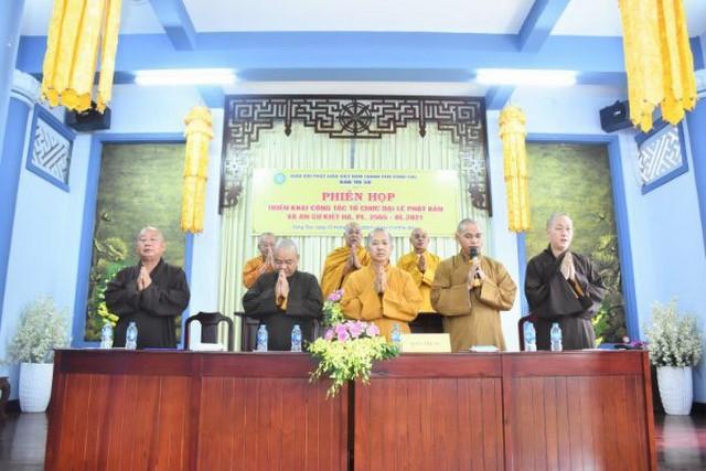 PG Vũng Tàu: Ban Trị sự triển khai phật sự đầu tiên sau khi Đại hội